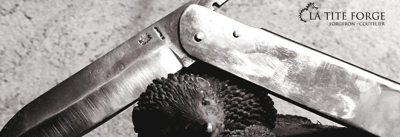 La tite forge Forgeron coutelier